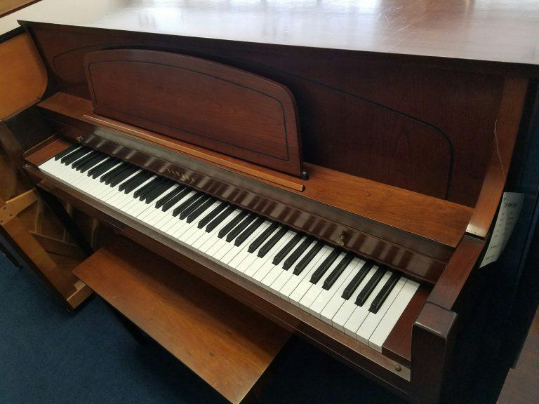 Yamaha cherry console the piano guys - Yamaha console piano models ...