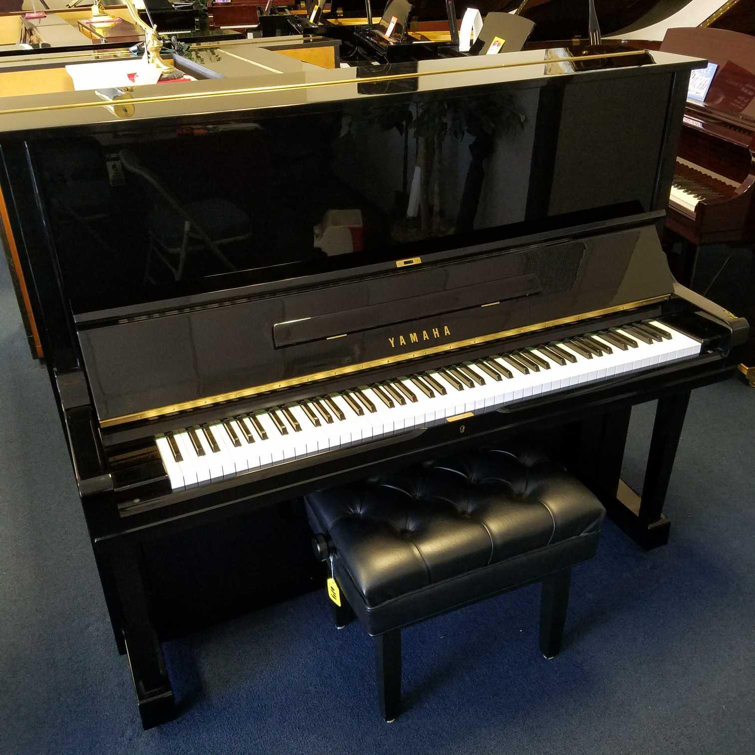 Yamaha u3 studio the piano guys for Used yamaha u3 upright piano