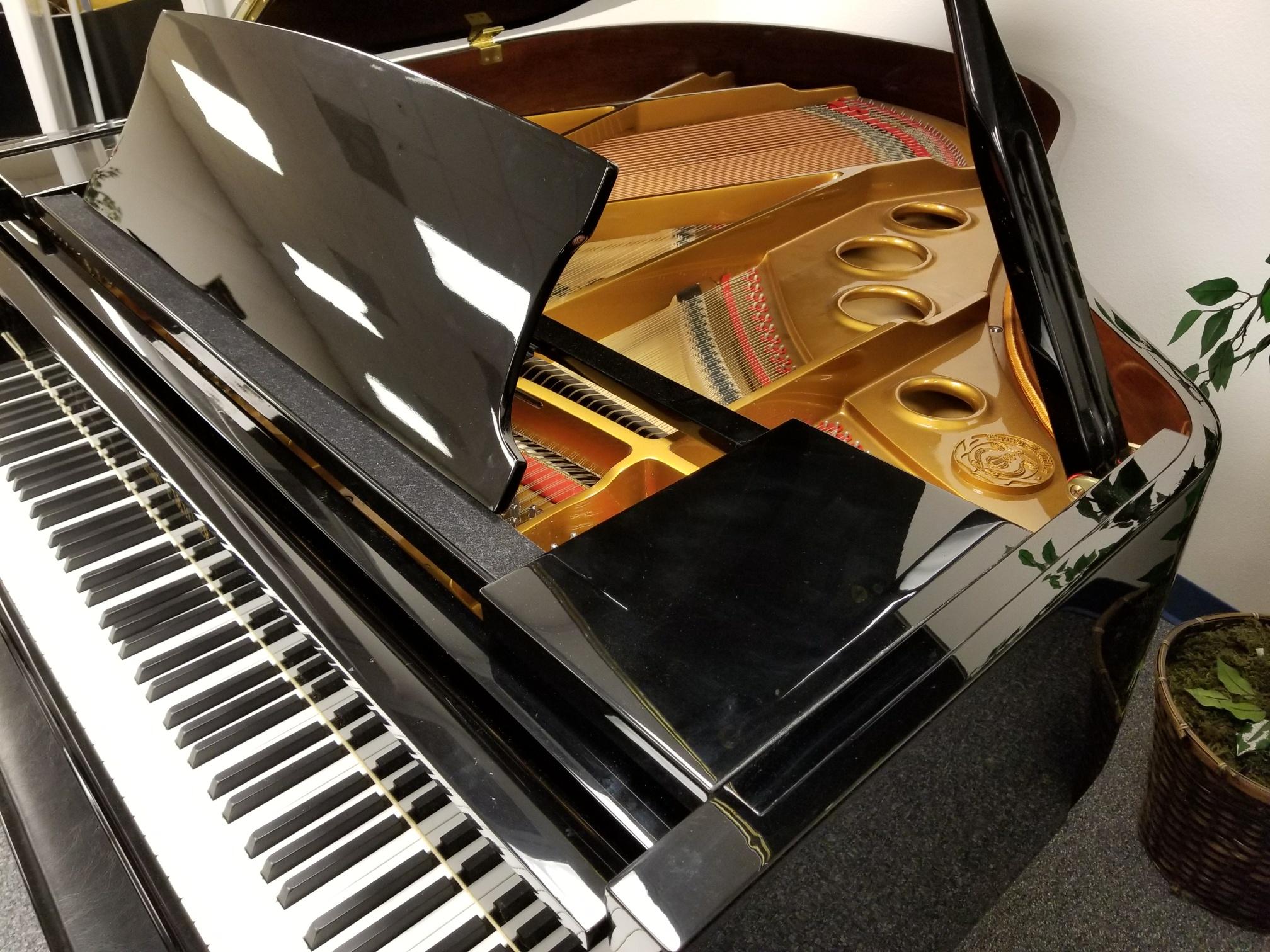 Henry F Miller Ebony Grand S Amp D The Piano Guys