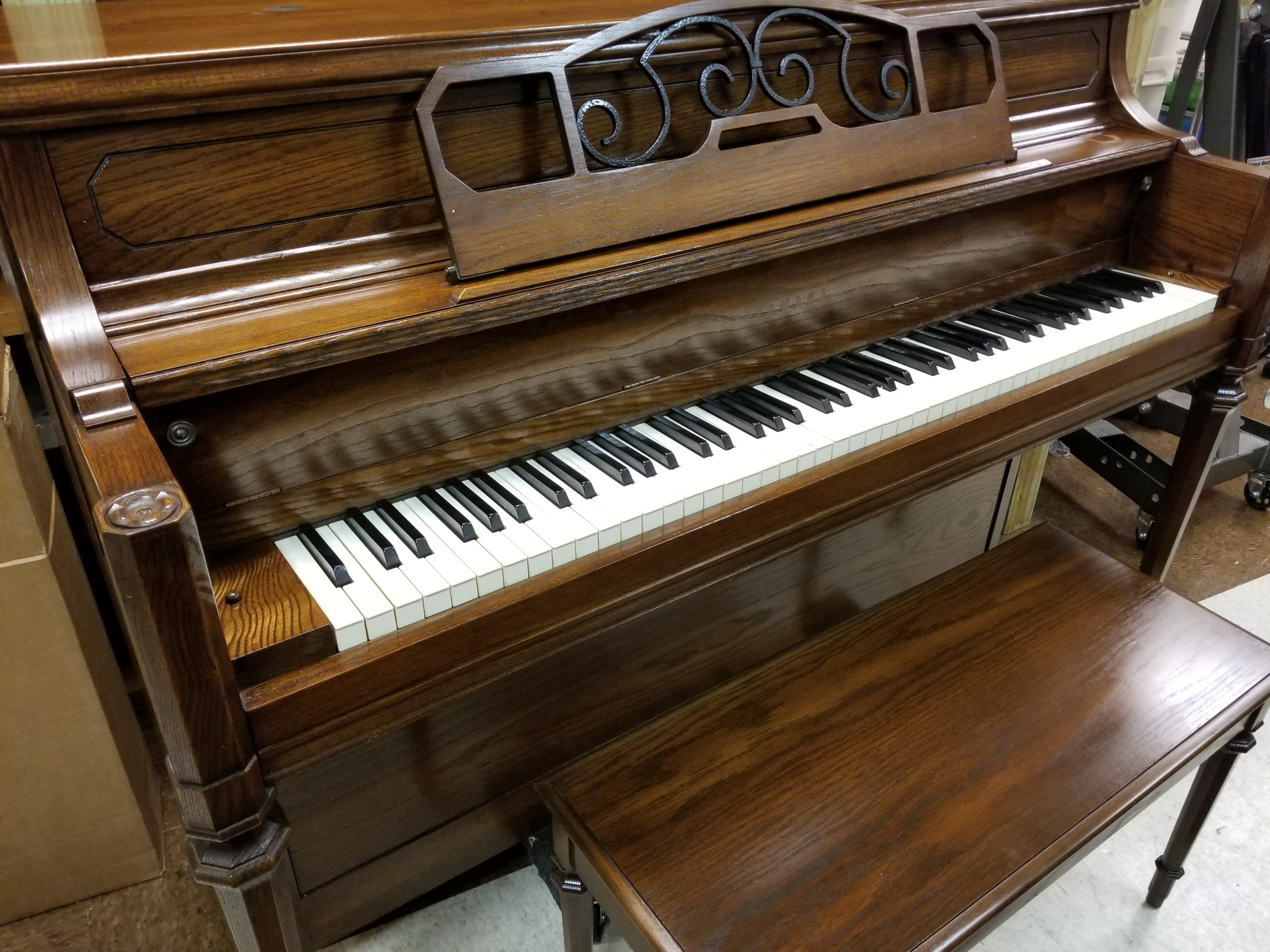 Value Used Pianos The Piano Guys