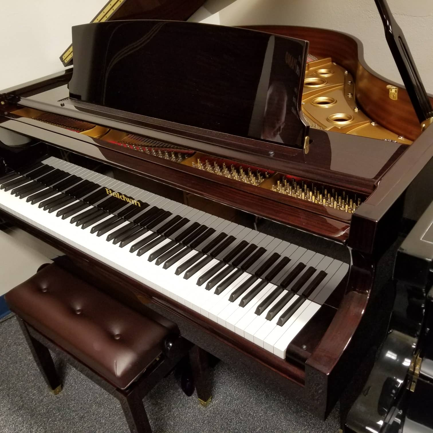 Baldwin Mahogany Baby Grand The Piano Guys