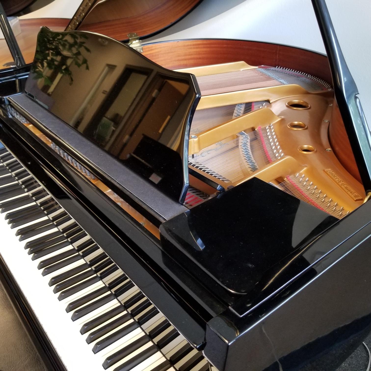 Kohler Amp Campbell Ebony Player Grand The Piano Guys